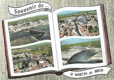 """/ CPSM FRANCE 85 """"Saint Martin de Brem"""""""