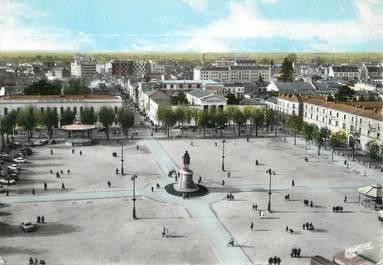 """/ CPSM FRANCE 85 """"La Roche sur Yon, la place Napoléon"""""""