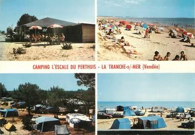 "/ CPSM FRANCE 85 ""La Tranche sur Mer"" /  CAMPING"