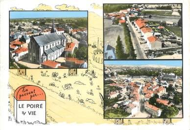 """/ CPSM FRANCE 85 """"Le Poiré sur Vie"""""""