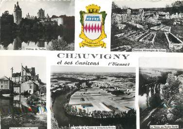 """/ CPSM FRANCE 86 """"Chauvigny et ses environs"""""""