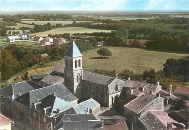 """/ CPSM FRANCE 86 """"Champagne Saint Hilaire, vue générale sur la nouvelle cité"""""""