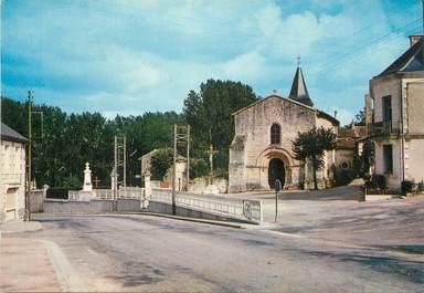 """/ CPSM FRANCE 86 """"Chiré en Montreuil, le centre du bourg"""""""