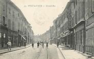 """01 Ain / CPA FRANCE 01 """"Pont de Vaux, grande rue"""""""
