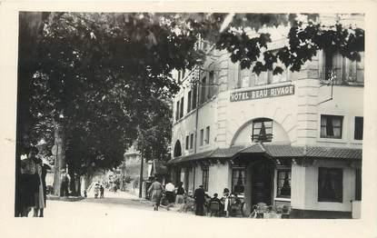 "/ CPSM FRANCE 01 ""Seyssel, hostellerie du Beau Rivage"""