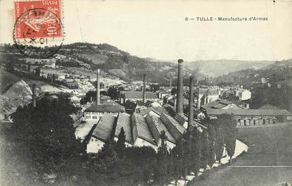 """CPA FRANCE 19 """"Tulle, manufacture d'Armes"""""""