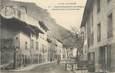 "/ CPA FRANCE 01 ""Saint Rambert en Bugey, gendarmerie et grande rue"""