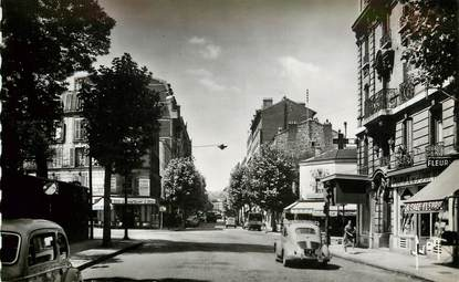 """CPSM FRANCE 92 """"Issy les Moulineaux, avenue Victor Cresson"""""""