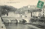 """19 Correze CPA FRANCE 19 """"Tulle, Quartier Pont la Barrière"""""""