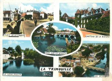 "/ CPSM FRANCE 86 ""La Trimouille """