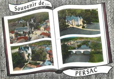 """/ CPSM FRANCE 86 """"Persac"""""""