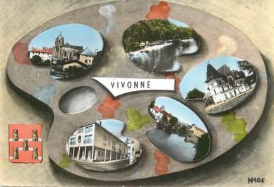 """/ CPSM FRANCE 86 """"Vivonne """""""