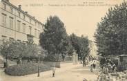 """01 Ain / CPA FRANCE 01 """"Trévoux, promenade de la terrasse"""""""