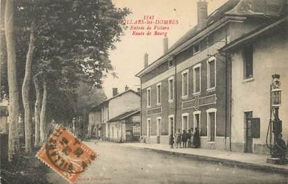 """/ CPA FRANCE 01 """"Villars les Dombes, entrée de Villars, route de Bourg"""""""