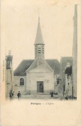 "/ CPA FRANCE 94 ""Périgny, l'église"""