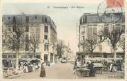 """94 Val De Marne / CPA FRANCE 94 """"Champigny, rue Mignon"""""""