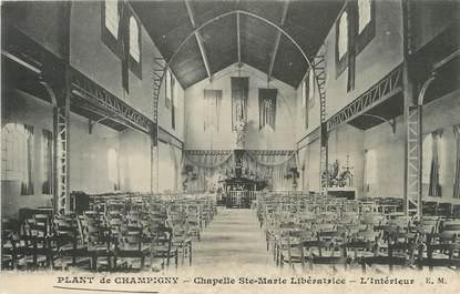 """/ CPA FRANCE 94 """"Plant de Champigny, chapelle Sainte Marie libératrice"""""""