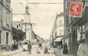 "94 Val De Marne / CPA FRANCE 94 ""Champigny, la rue Bonneau"""