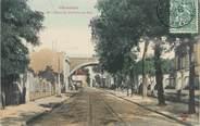 "94 Val De Marne / CPA FRANCE 94 ""Champigny, pont du chemin de fer"""