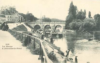 """/ CPA FRANCE 94 """"Joinville le Pont, la Marne"""""""