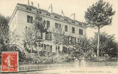 """CPA FRANCE 20 """"Corse, Vizzavona, le Grand Hotel"""""""