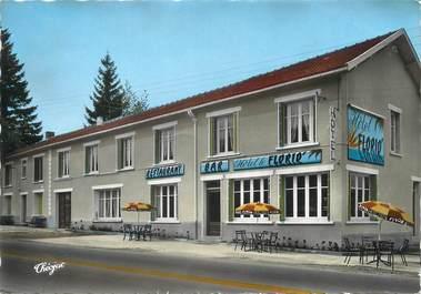 """/ CPSM FRANCE 87 """"La Crouzille, Hôtel restaurant Le Florid"""""""