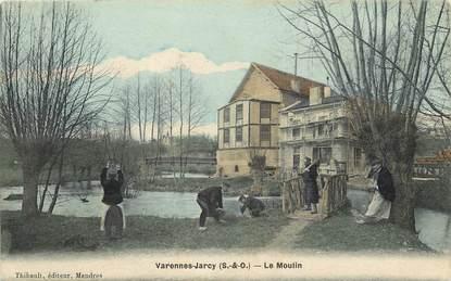 "CPA FRANCE 91 ""Varennes Jarcy, le Moulin"""