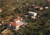 """88 Vosge / CPSM FRANCE 88 """"Bains les Bains, hôtel Beau Site, le panoramic, vue aérienne"""""""