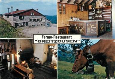 "/ CPSM FRANCE 88 ""Gerardmer, ferme restaurant Breitzousen """