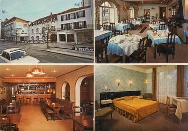 """/ CPSM FRANCE 88 """"Contrexeville, hôtel de France"""""""