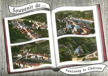 """/ CPSM FRANCE 88 """"Fontenoy le Château"""""""