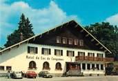 """88 Vosge / CPSM FRANCE 88 """"Gerardmer, hôtel restaurant du lac de Longemer"""""""