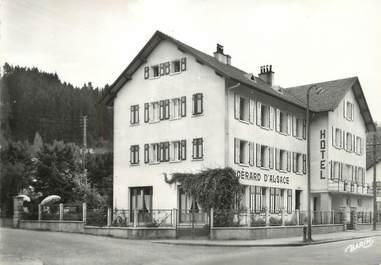 """/ CPSM FRANCE 88 """"Gerardmer, hôtel Gérard d'Alsace"""""""
