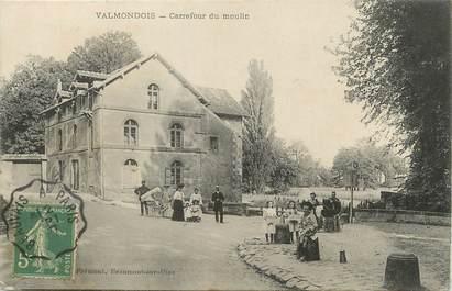"""/ CPA FRANCE 95 """"Valmondois, carrefour du moulin"""""""