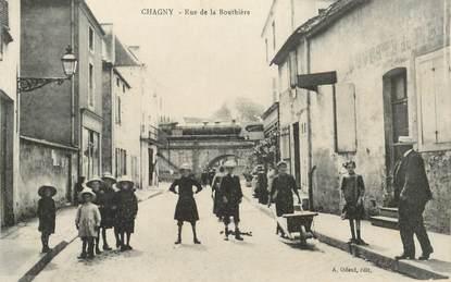 """CPA FRANCE 71 """"Chagny, rue de la Bouthière"""""""