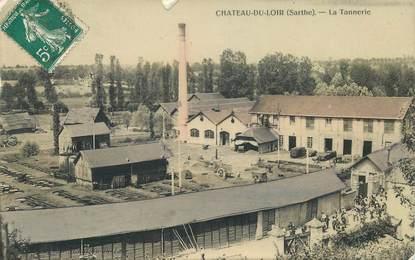 """CPA FRANCE 72 """"Chateau du Loir, la Tannerie"""""""