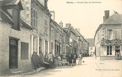 "CPA FRANCE 41 ""Morée, Grande Rue du Commerce"