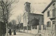"""13 Bouch Du Rhone CPA FRANCE 13 """"Luynes, l'Eglise"""""""