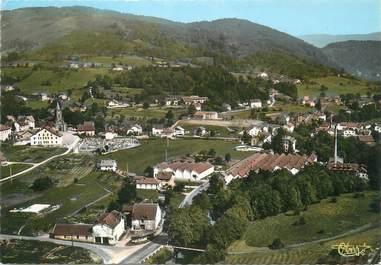 """/ CPSM FRANCE 88 """"Fresse sur Moselle, vue générale aérienne"""""""