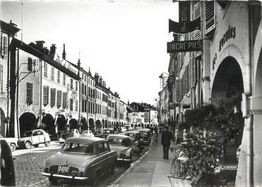 """/ CPSM FRANCE 88 """"Remiremont, les Arcades Fleuries"""""""