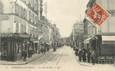 "/ CPA FRANCE 95 ""Enghien les Bains, la grande rue"""