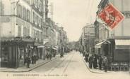 """95 Val D'oise / CPA FRANCE 95 """"Enghien les Bains, la grande rue"""""""