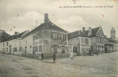 """/ CPA FRANCE 95 """"Grisy les Plâtres, un coin du village"""""""