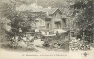 """95 Val D'oise / CPA FRANCE 95 """"Montmorency, l'Ermitage dans la Châtaigneraie"""""""
