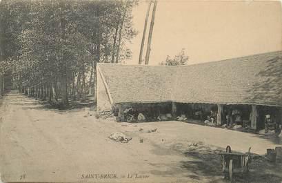 """/ CPA FRANCE 95 """"Saint Brice, le lavoir"""""""