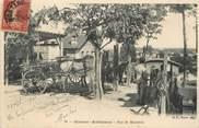 """92 Haut De Seine / CPA FRANCE 92 """"Sceaux Robinson, rue de Malabris"""""""