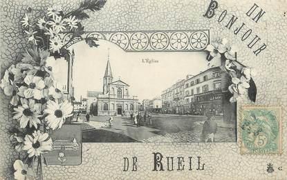 """/ CPA FRANCE 92 """"Rueil"""""""