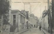 """92 Haut De Seine / CPA FRANCE 92 """"Vaucresson, rue de la Folie et le bureau de poste"""""""