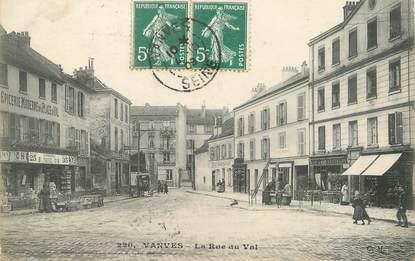 """/ CPA FRANCE 92 """"Vanves, la rue du Val"""""""