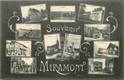 """47 Lot Et Garonne CPA FRANCE 47 """"Souvenir de Miramont"""""""